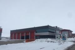 Mimarsinan OSB İtfaiye Binası